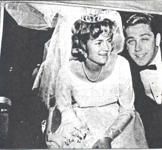 Jeffrey and Colette MacDonald, 1963